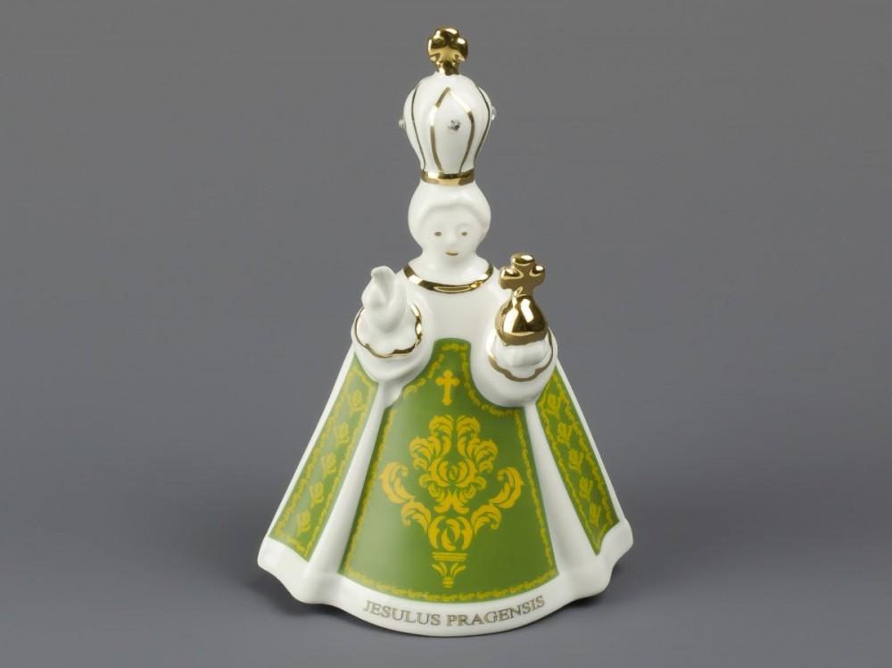 Jezulátko (zelená)