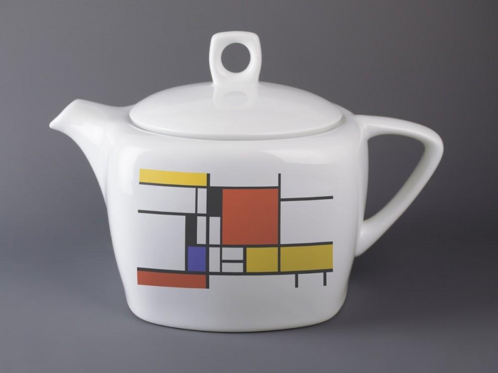 Konvice TETRA (Mondrian)