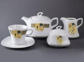 Čajová sada Gama 15 dílná (Klimt)