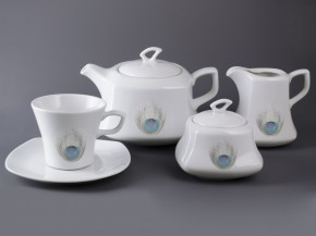 Čajová sada Gama 15 dílná (Páv)