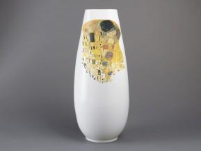 Váza čtyřboká Klimt