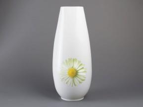 Váza čtyřboká Kopretina
