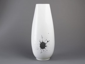 Váza čtyřboká Skvrna