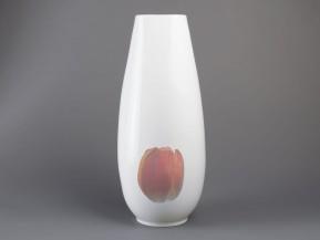 Váza čtyřboká Tulipán
