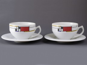 Šapo DUO Scarabeus (Mondrian)